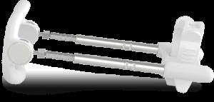 SizeGenetics är en klassisk extender med en plastrem som griper tag i penisen.